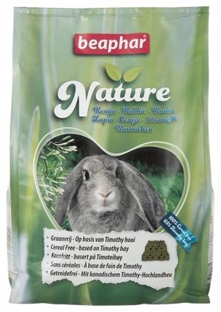 Beaphar Nature Królik 3kg - karma Super Premium