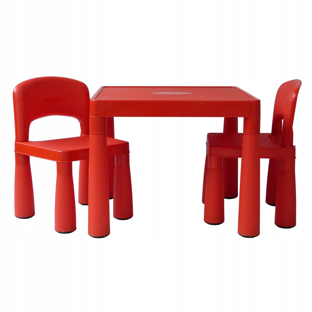MAMUT 1 zestaw stolik+2 krzesełka
