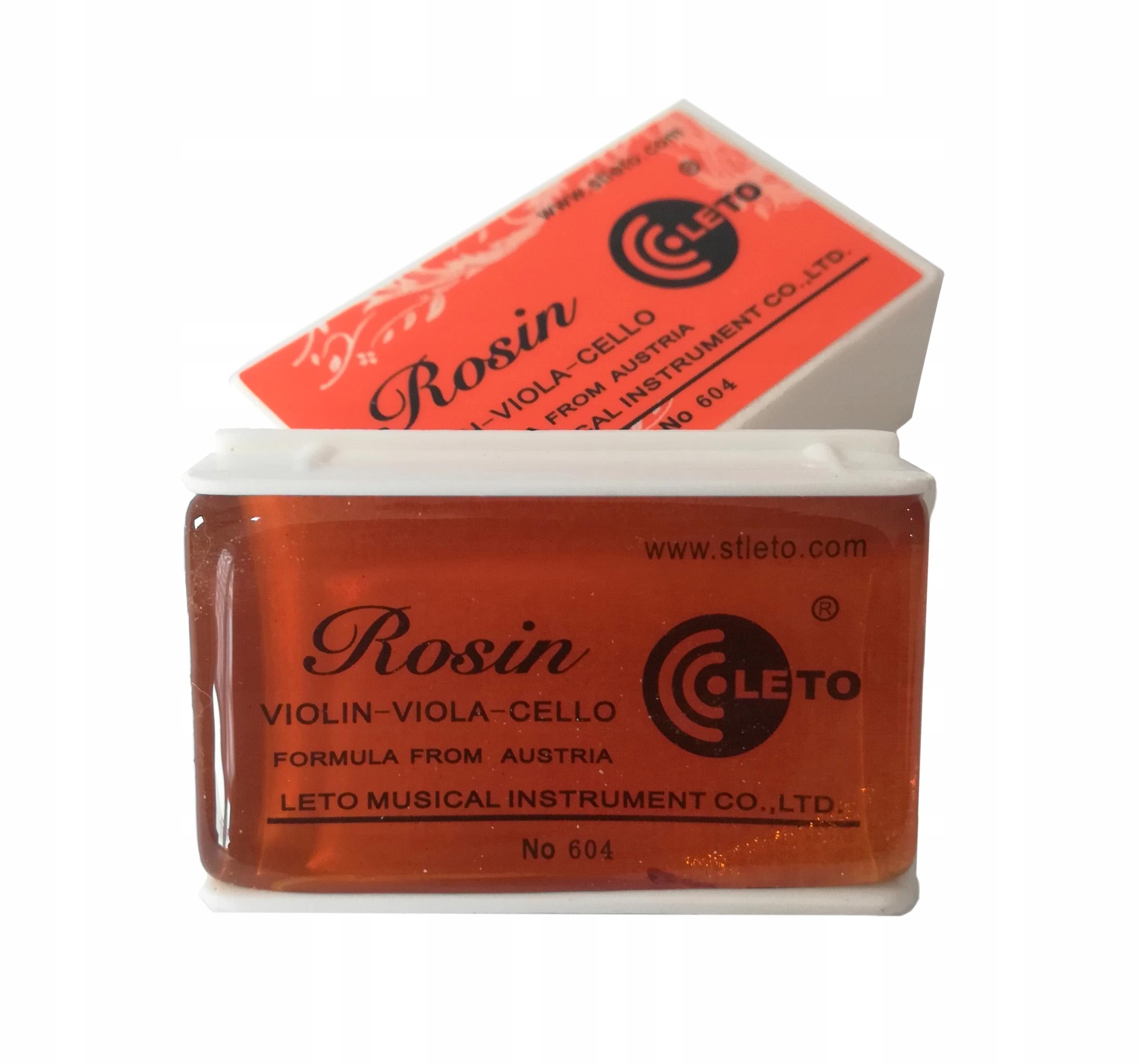 Item Rosin for violin SUMMER 604 - niepyląca!