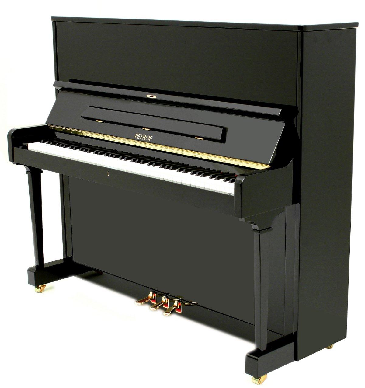 Piano Petrof P125 F1 Čierny lesk