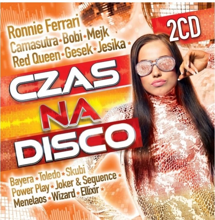 Item The TIME TO DISCO POLO 2019 She would love 2 CD