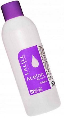 Aceton Kosmetyczny Remover Hybrydy Manicure 1000ml