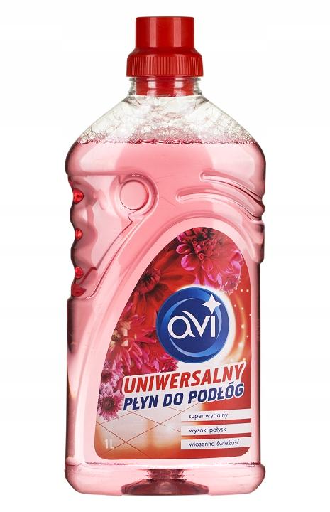 Универсальная жидкость для полов AVI 1Л