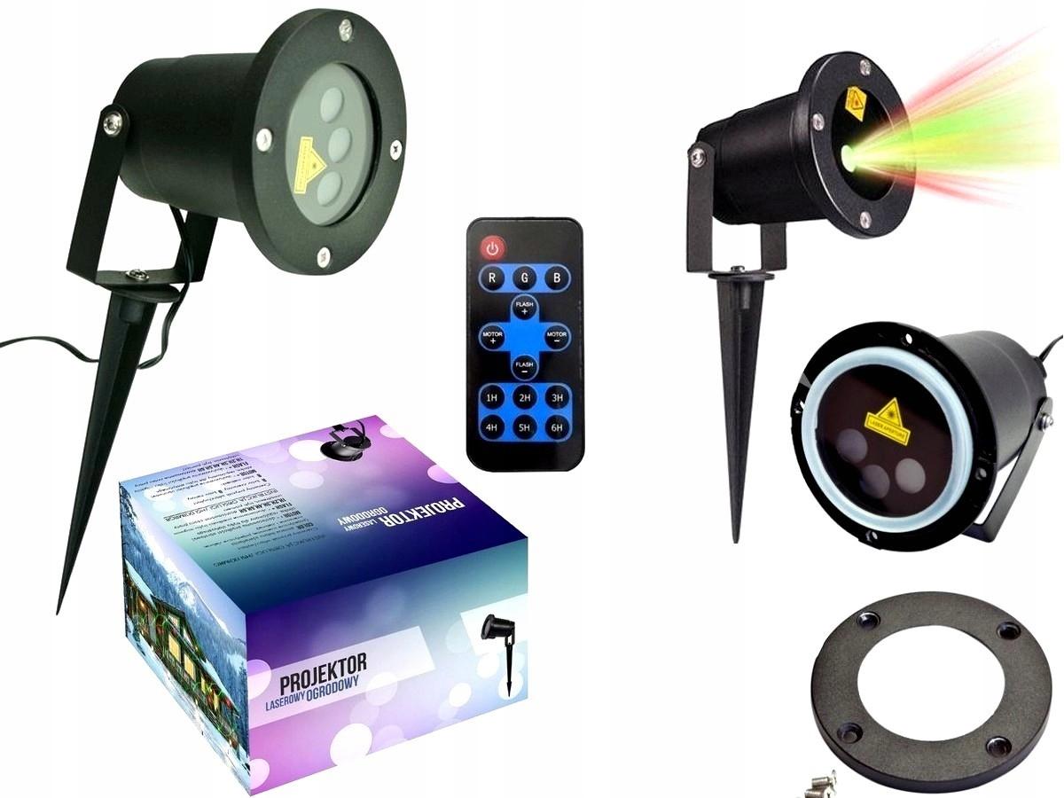 Star Shower Projektor Laserowy Laser Ogrodowy 24w1 7636797794 Allegro Pl