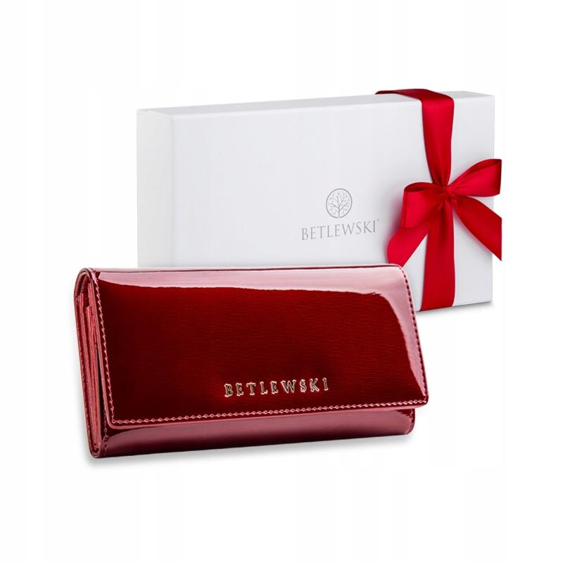 BETLEWSKI Подарочная коробка из кожанного кошелька