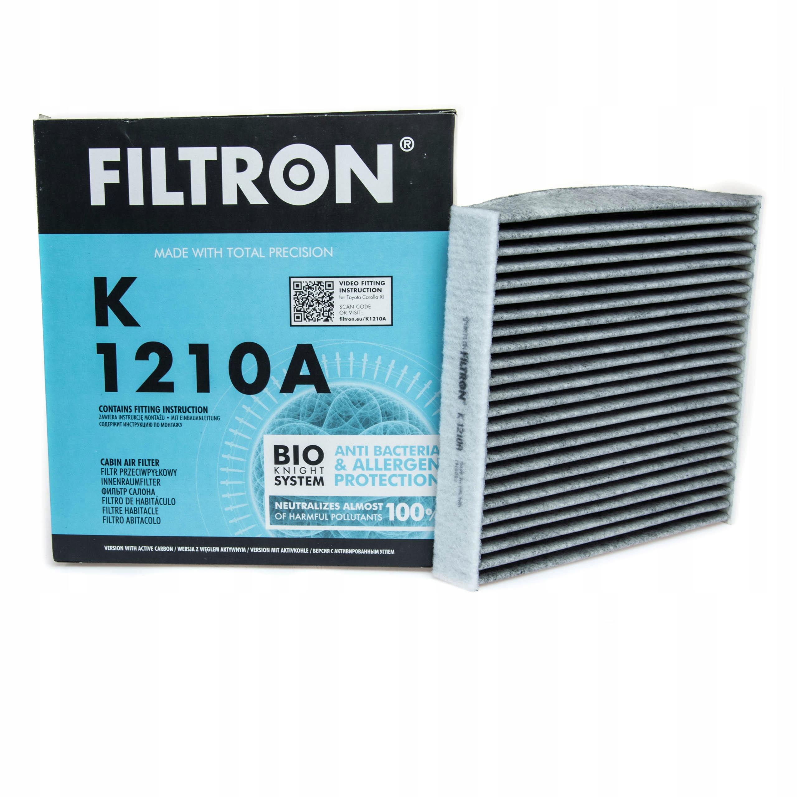 Innenraumfilter FILTRON K1210A
