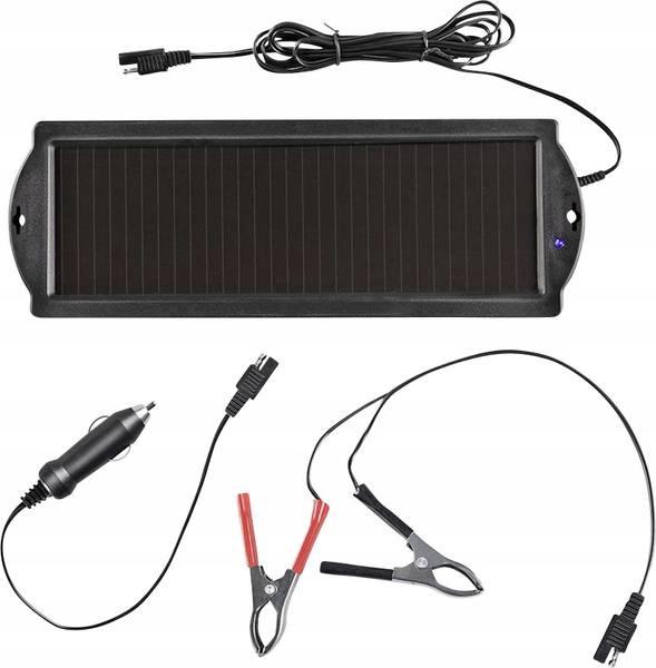 Solárna nabíjačka 12V solárny panel 1,5 V