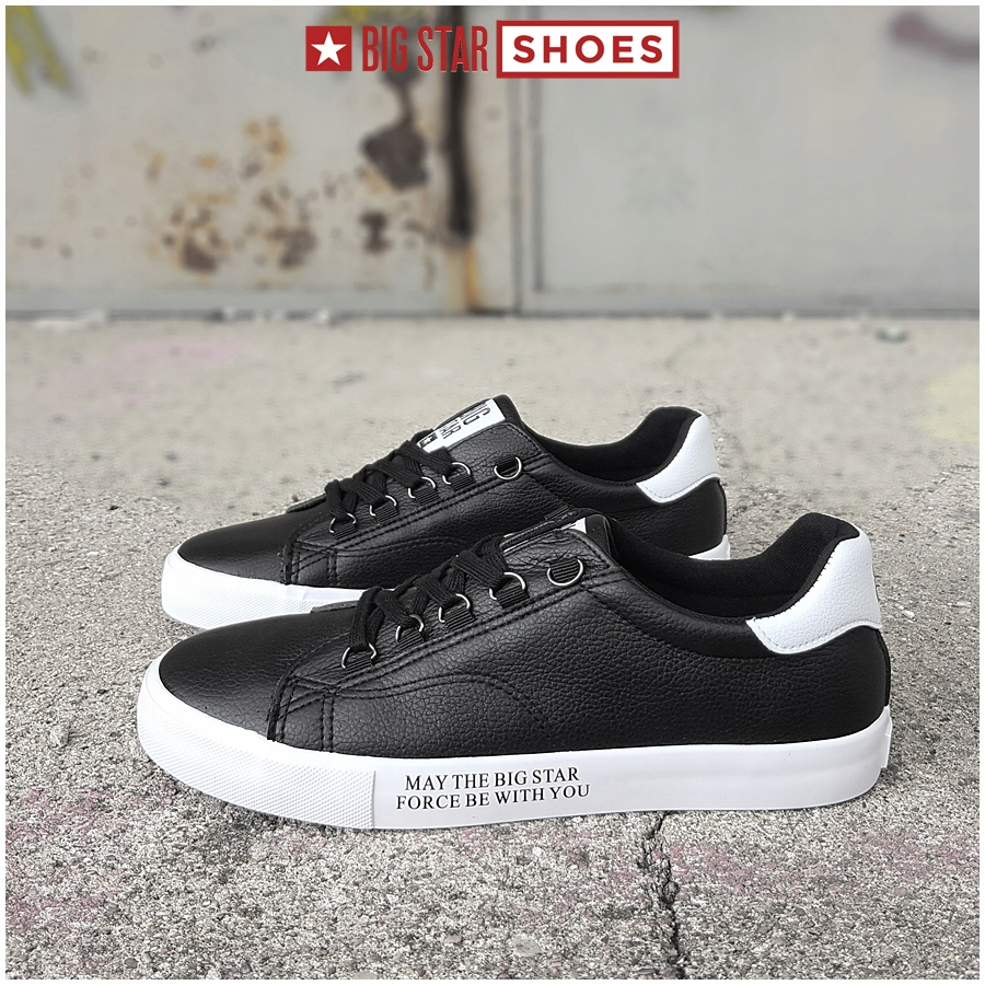 Trampki Big Star męskie czarne buty EE174336 41