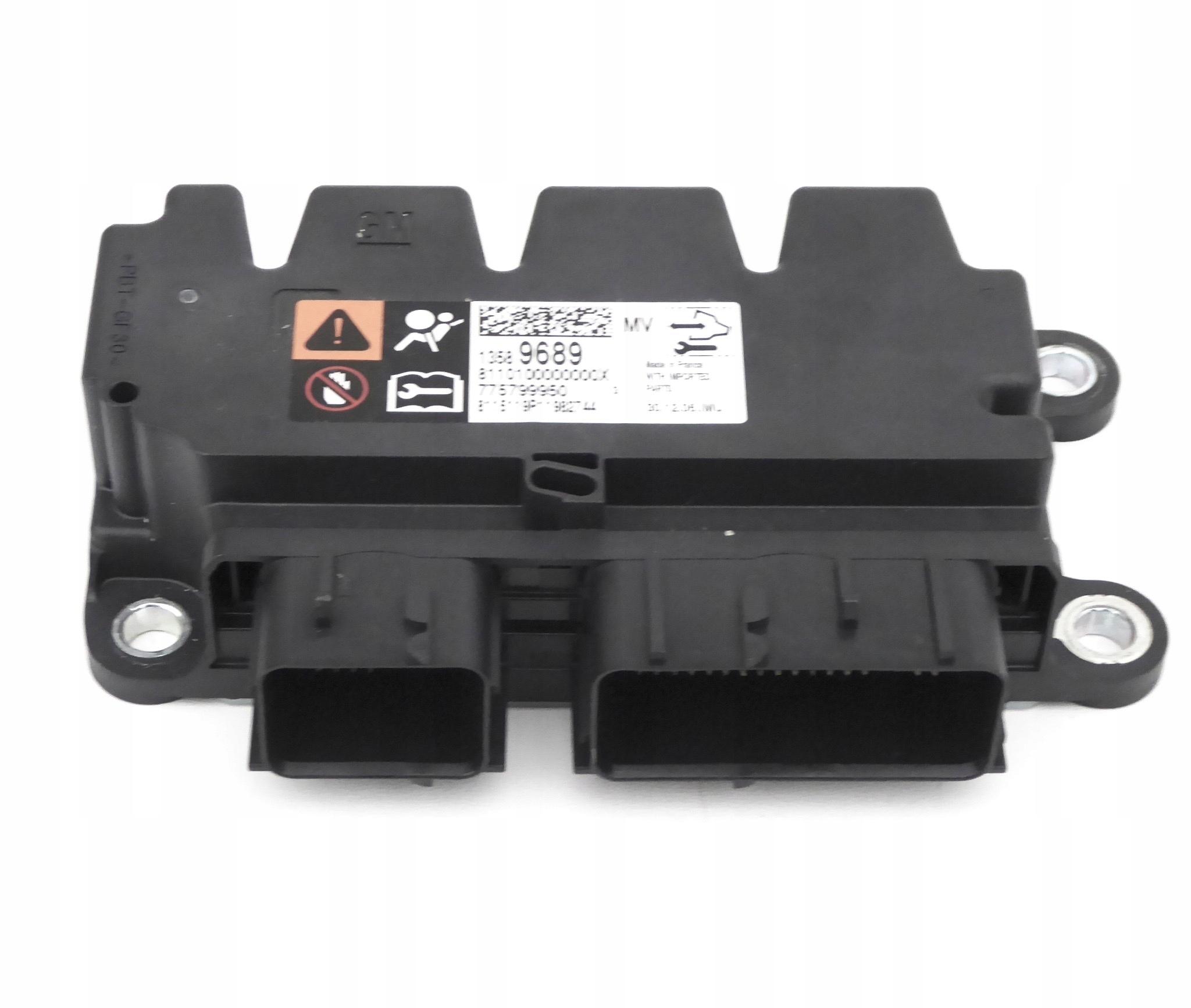 сенсор модуль подушек airbag opel zafira c tourer