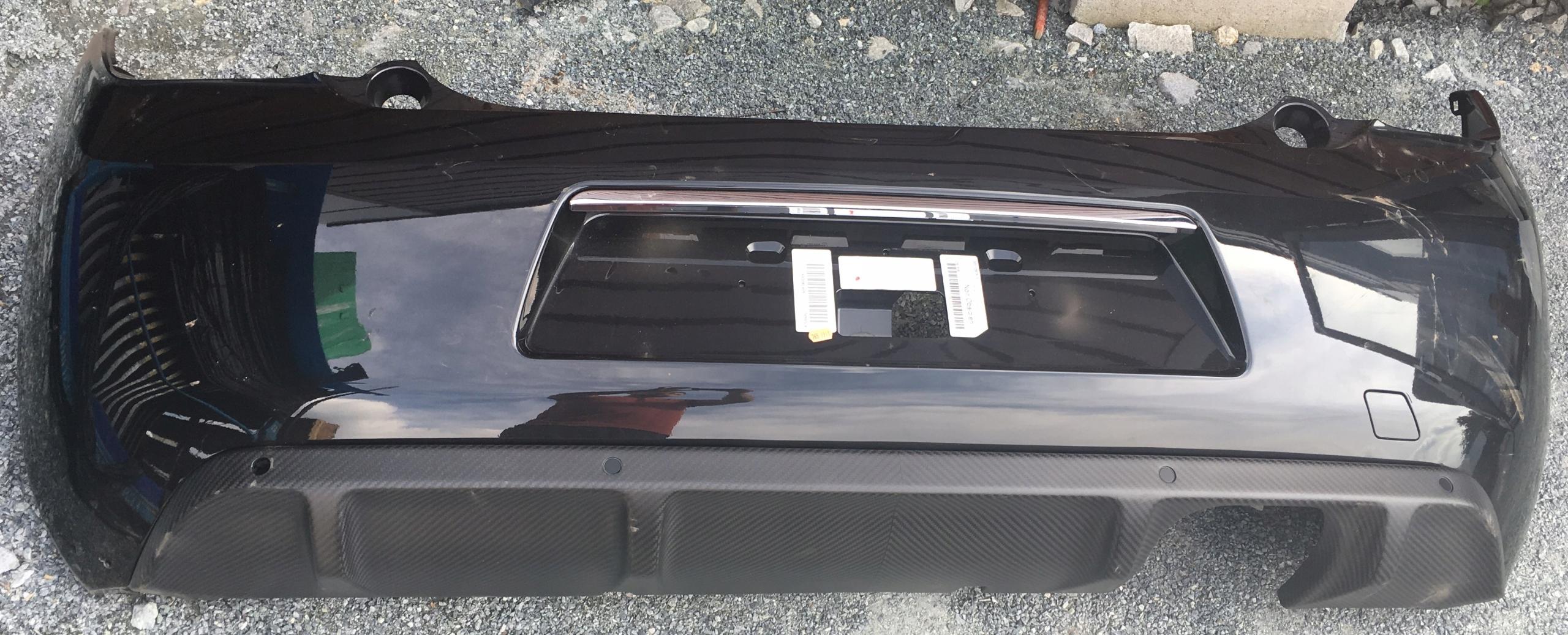 Citroen Ds3 Racing Lift Zderzak Tyl Kompletny Pdc Tarchaly Wielkie Allegro Pl