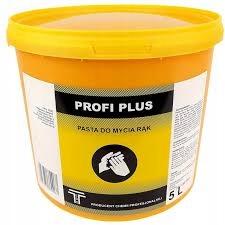 Pasta BHP do mycia rąk PROFI PLUS 5L różowa