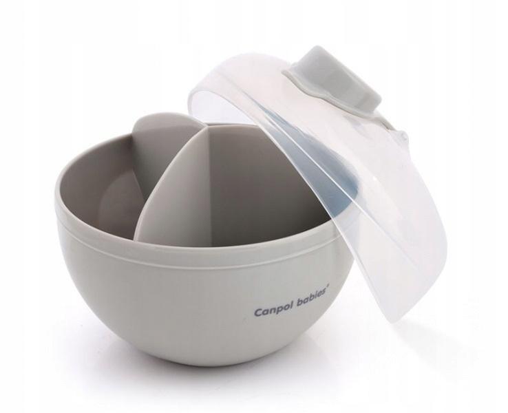 Купить Canpol Контейнер для молока 56/014 серый на Otpravka - цены и фото - доставка из Польши и стран Европы в Украину.