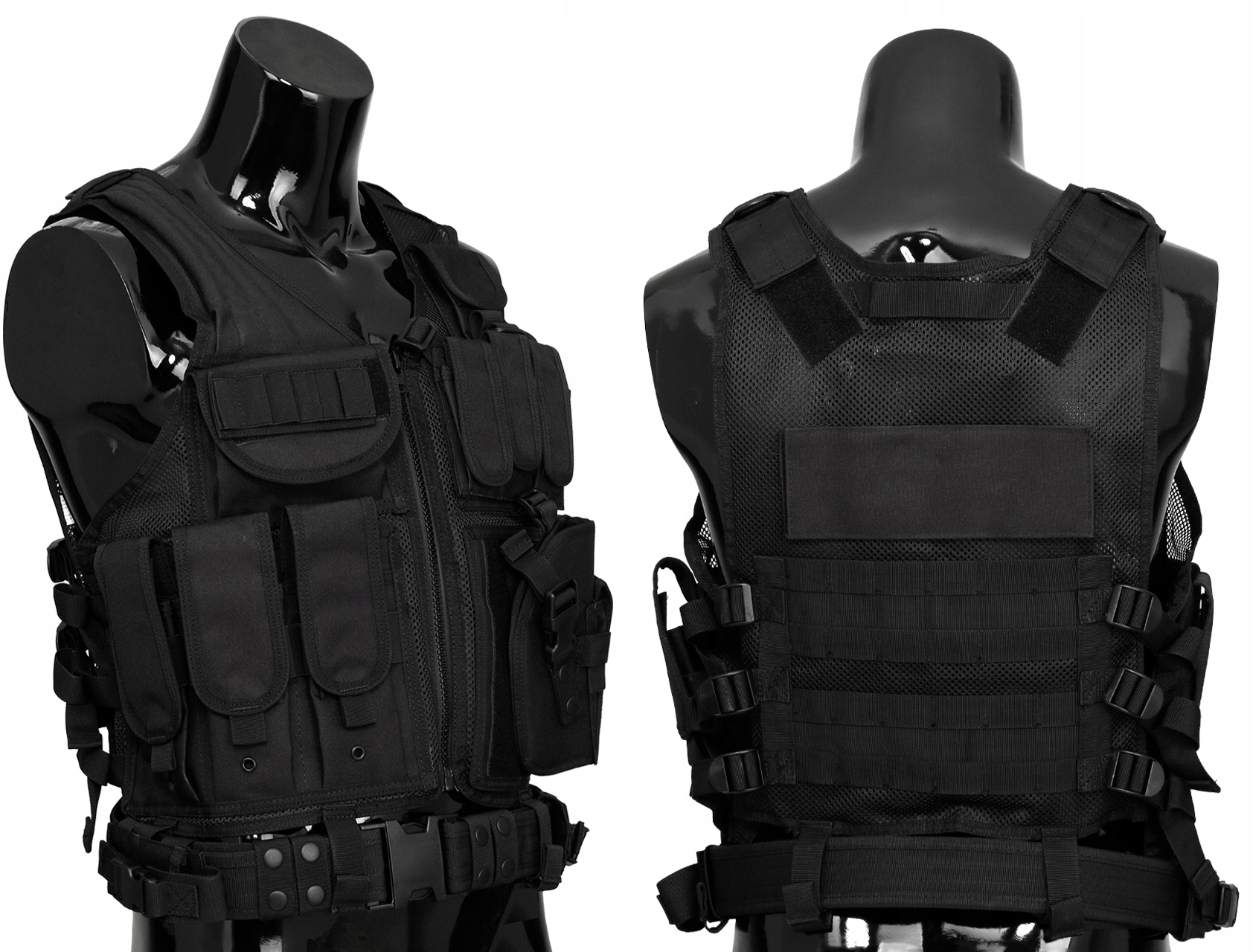 Item VEST Tactical GUZAR PROTECTION of the POLICE CONVOYS
