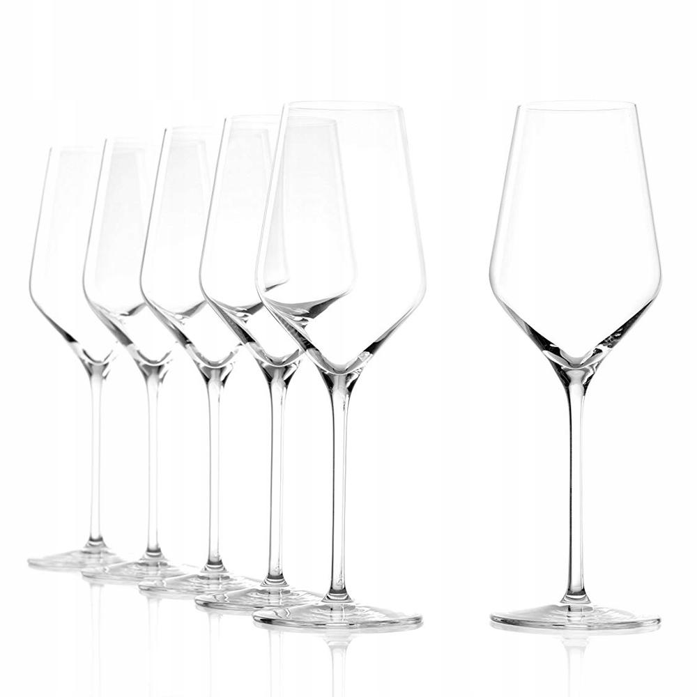 Stolzle quatrophilové okuliare na víno 404ml 6ks