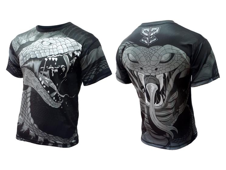 Koszulka MMA на walkę, treningowa, wentylowana AG+