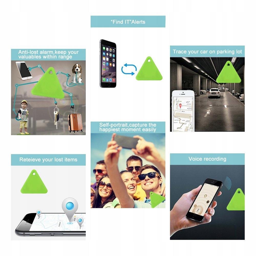 Купить Smart Wireless B2 40-й ТРЕКЕР ЛОКАТОР на Eurozakup - цены и фото - доставка из Польши и стран Европы в Украину.