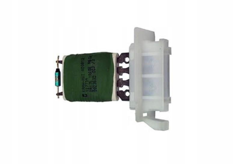 резистор резистор воздуходувки к mercedes w169 w245