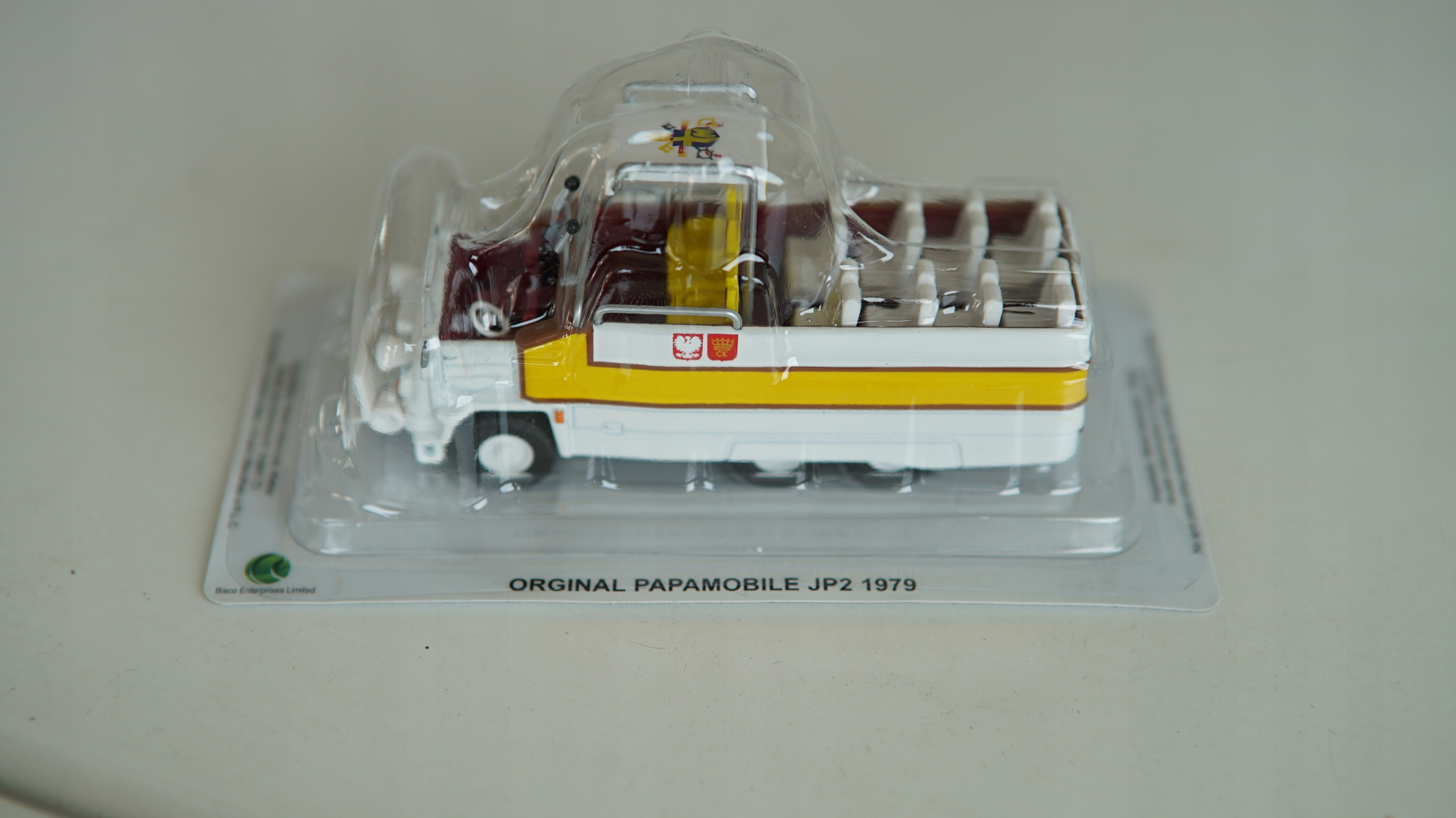 Model samochodu STAR 660 PAPAMOBILE JP2
