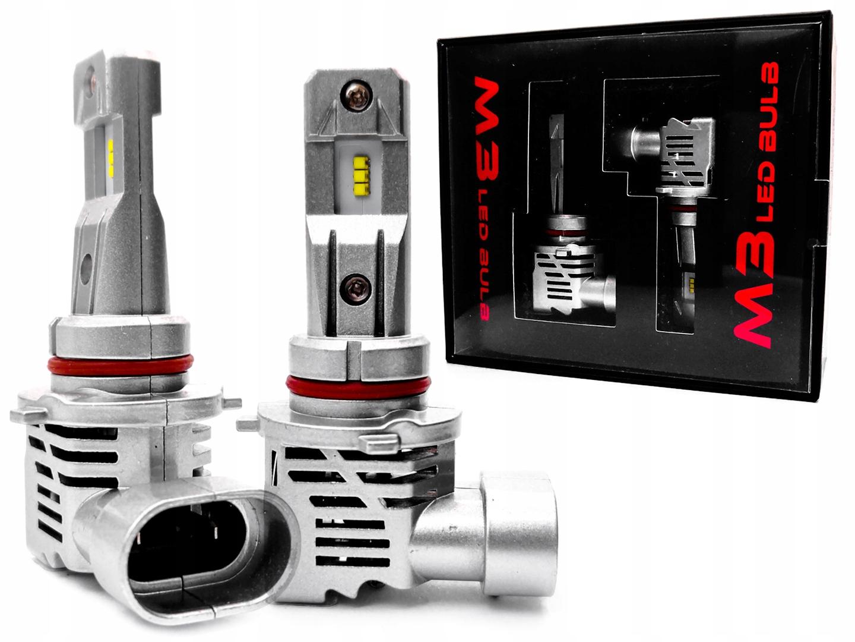 Светодиодные лампы H8 H9 H11 H16 24000lm CanBus 9-30V