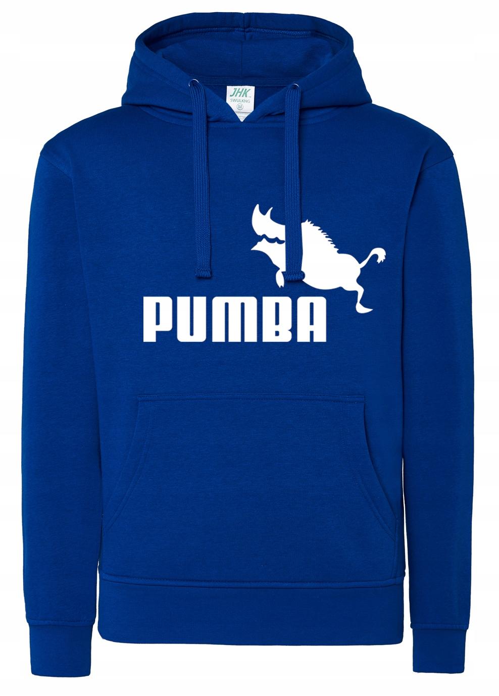 Damska Bluza z kapturem Pumba Jak Puma S Prezent