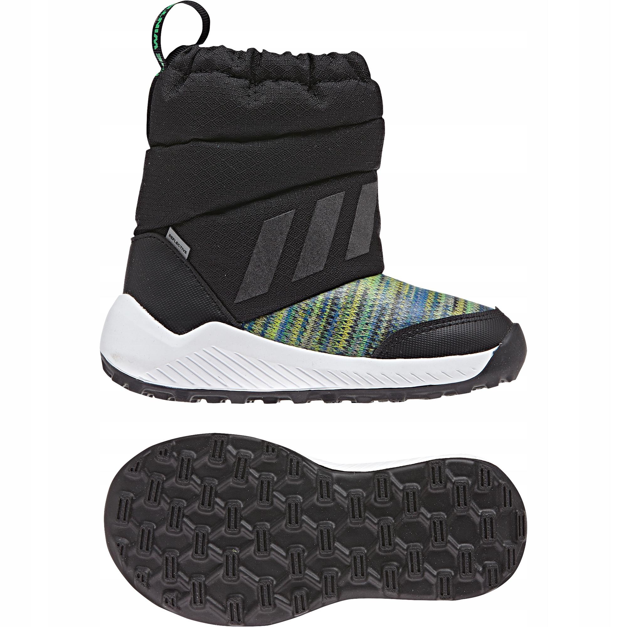 Buty zimowe dziecięce adidas r.26 Galeria zdjęć i obrazów