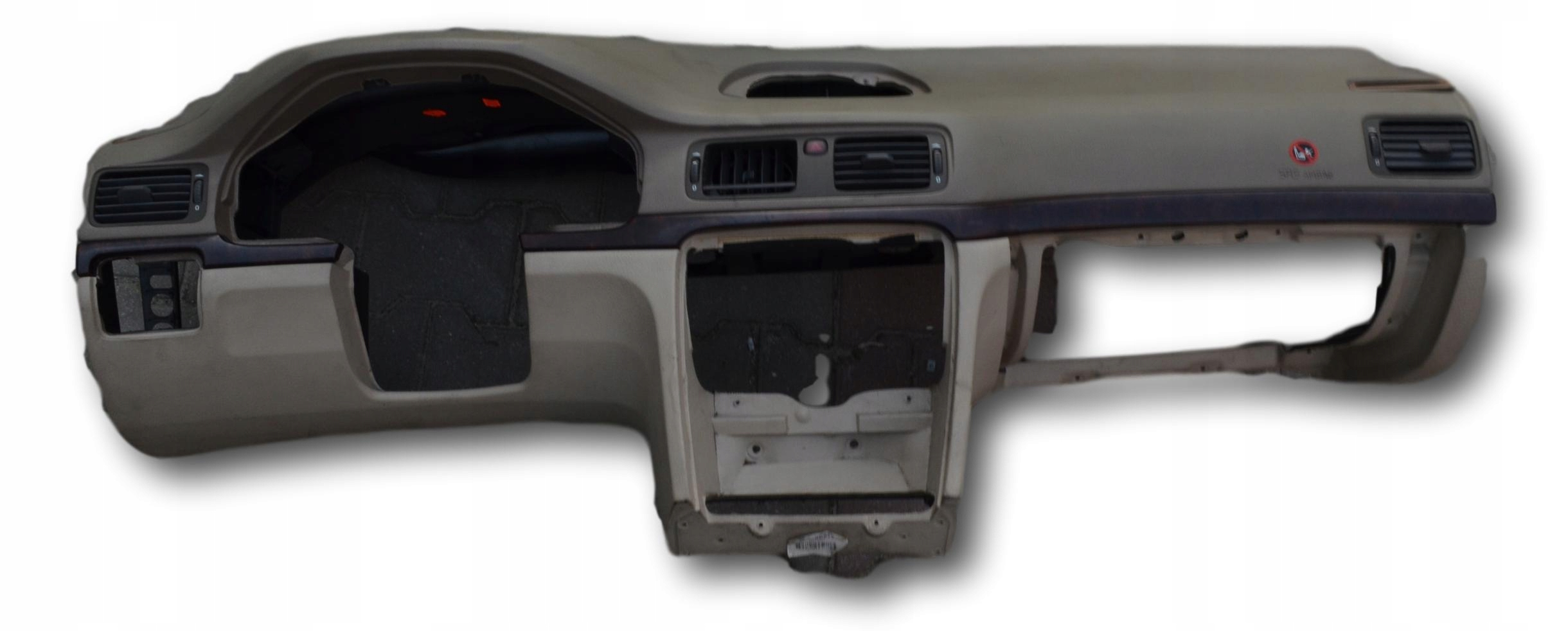 Picture of VOLVO S80 AIR BAG DASHBOARD FRONT PANEL PILLOWS