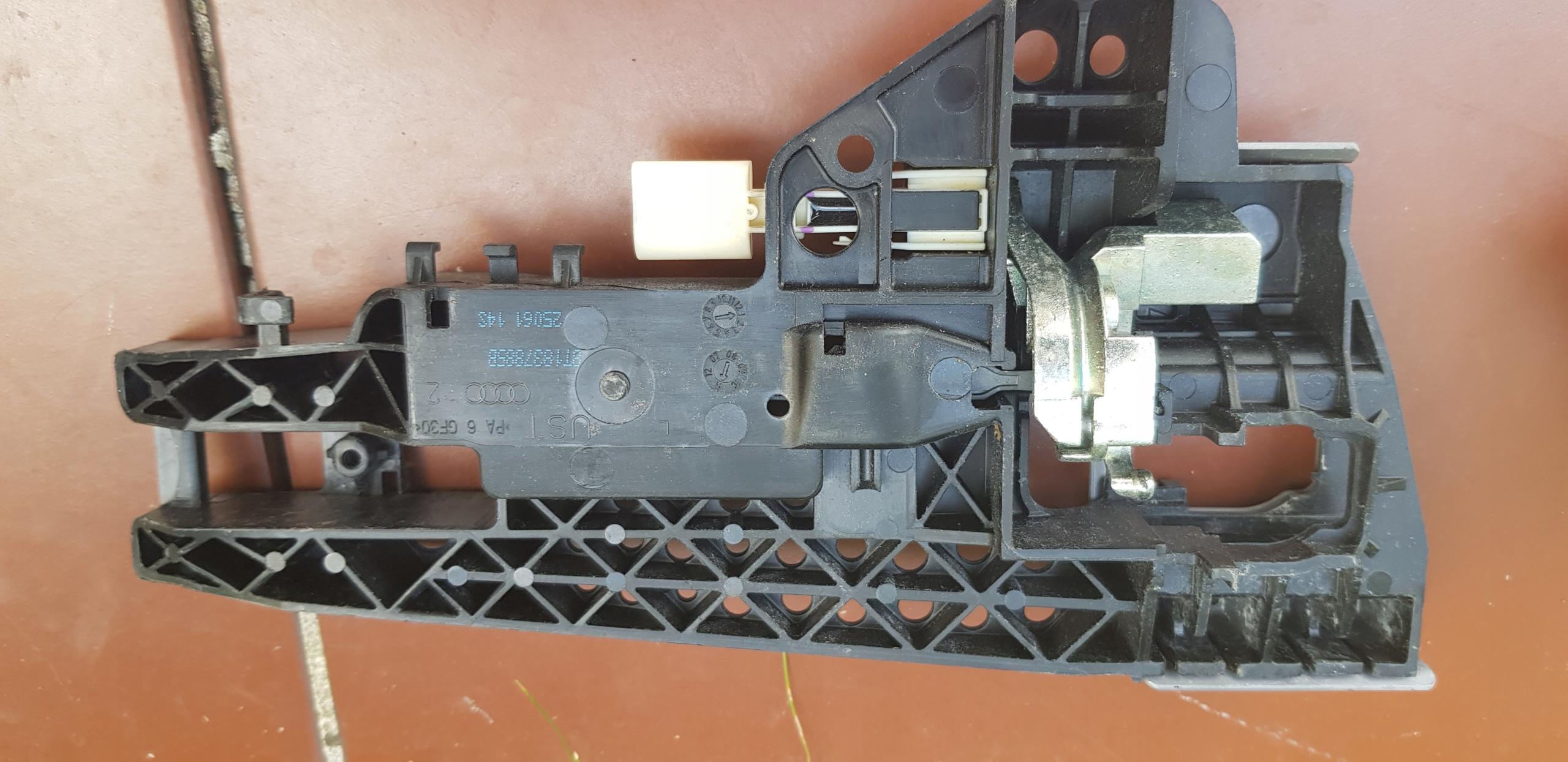 Проводник для Ручки двери левый Audi A5 Кабриолет