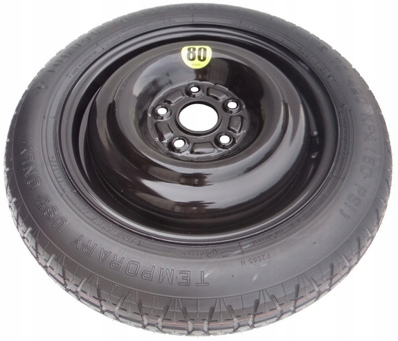 колесо докатка 5x114,3 r15 Toyota auris (2012+)