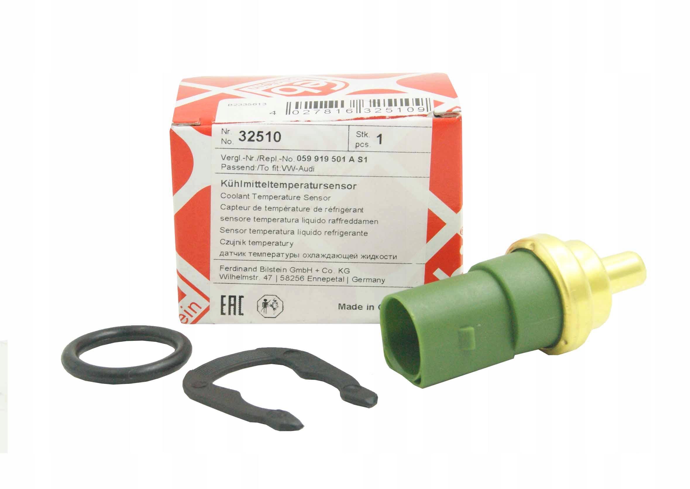 febi датчик температуры жидкости жидкости 32510