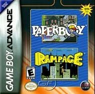 Paperboy / Besnenie GameBoy Advance