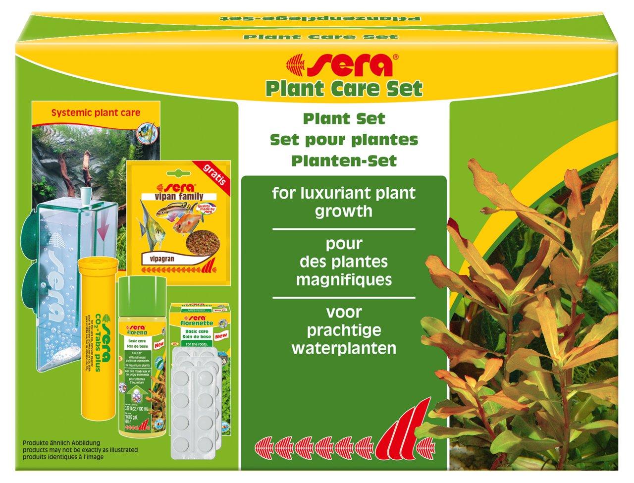 SERA Plant Care Set kompletný set pre hnojivo