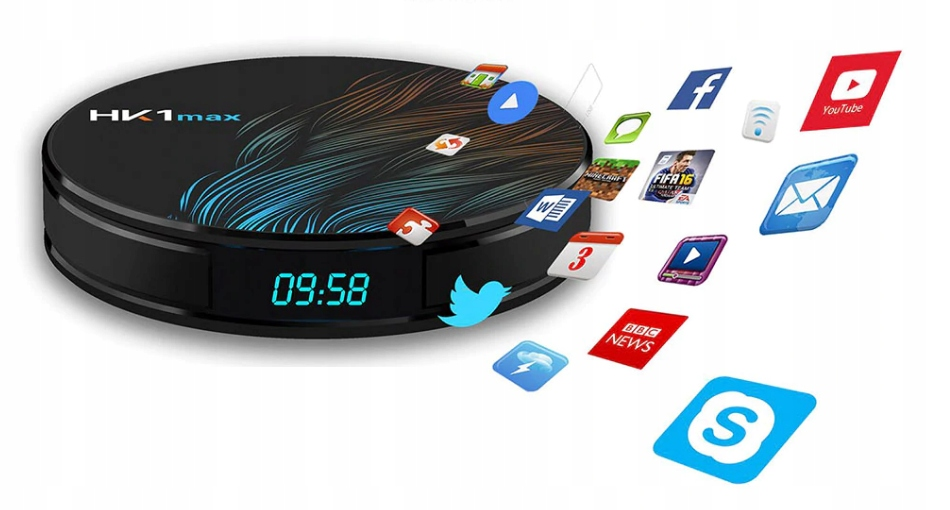 Tv Box Android 9 0 2 16gb 4k Hdr Smart Tv Wifi Led 8214344035 Sklep Internetowy Agd Rtv Telefony Laptopy Allegro Pl