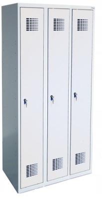 Szafa szafka metalowa ubraniowa socjalna Sum 330