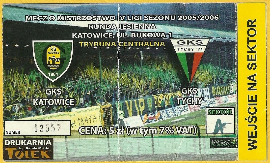 Купить ГКС Катовице  ГКС Тыхы 01102005 в на Eurozakup - цены и фото - доставка из Польши и стран Европы в Украину.