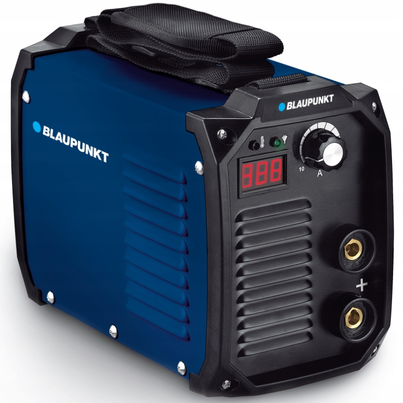 Купить Сварочный аппарат BLAUPUNKT WM2000 120A КПД 85% на Otpravka - цены и фото - доставка из Польши и стран Европы в Украину.