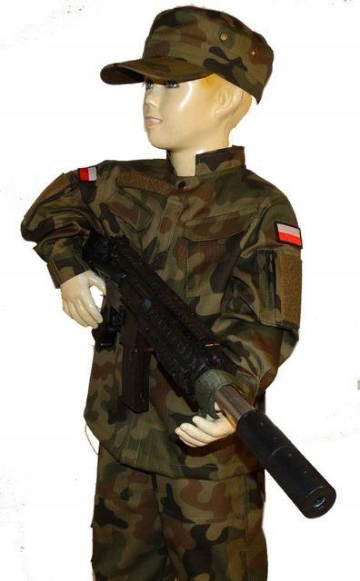 fu.2010 jednotné, kamufláž wz.93 vojak kostým-110-