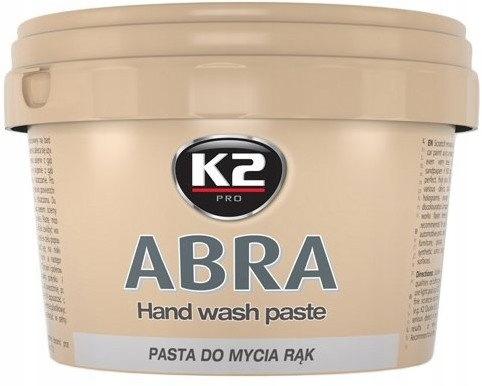 Паста для мытья рук, K2 Pro Abra 500 мл