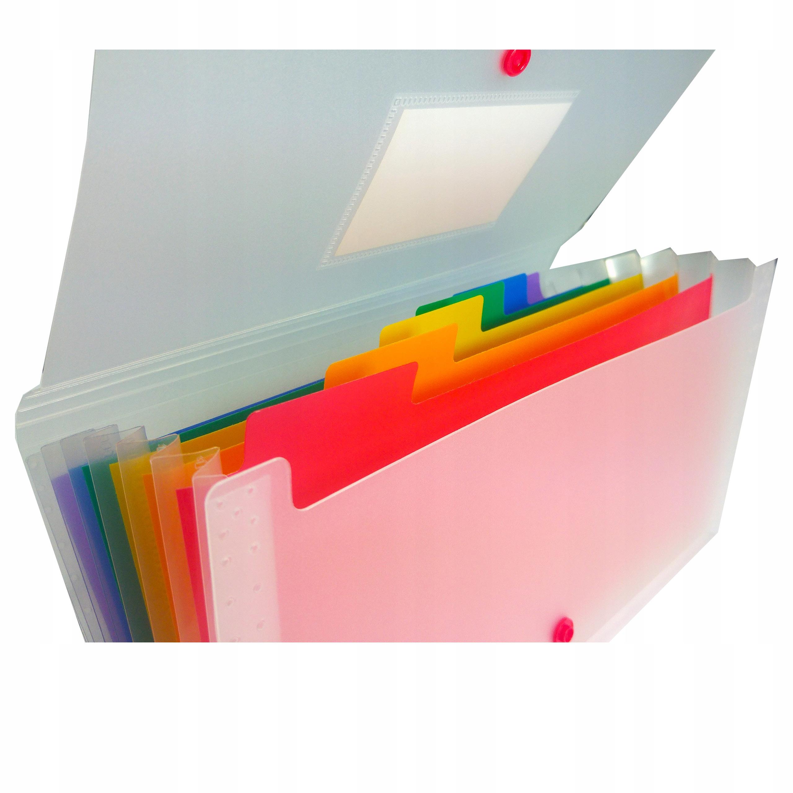 Item Mini organizer PP documents DL Transparent