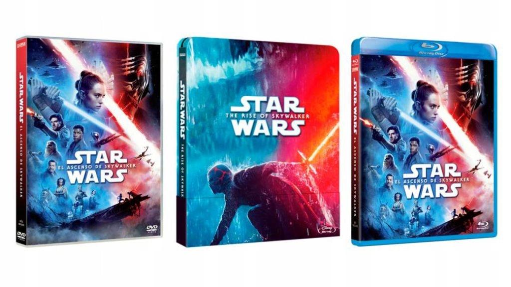 Item Star Wars: Skywalker. The revival Blu-r NEW
