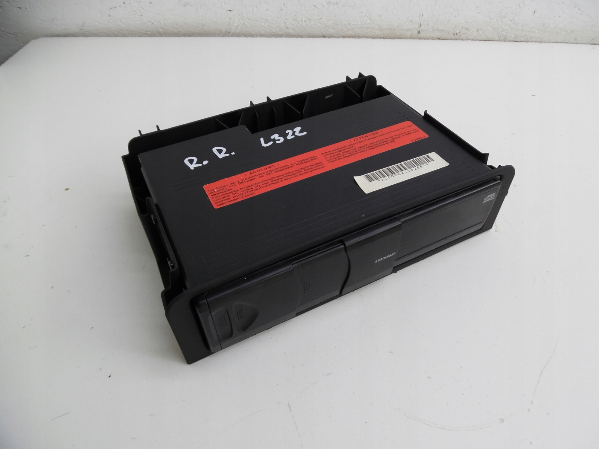 range rover l322 cd-чейнджер cd вклад
