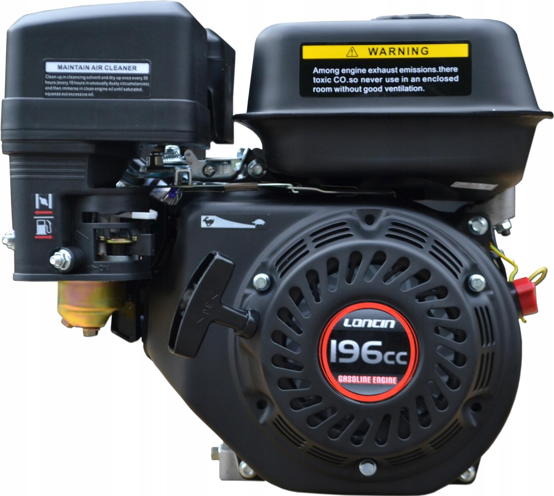Silnik Loncin LG200F 196 cm3 czujnik poziomu oleju