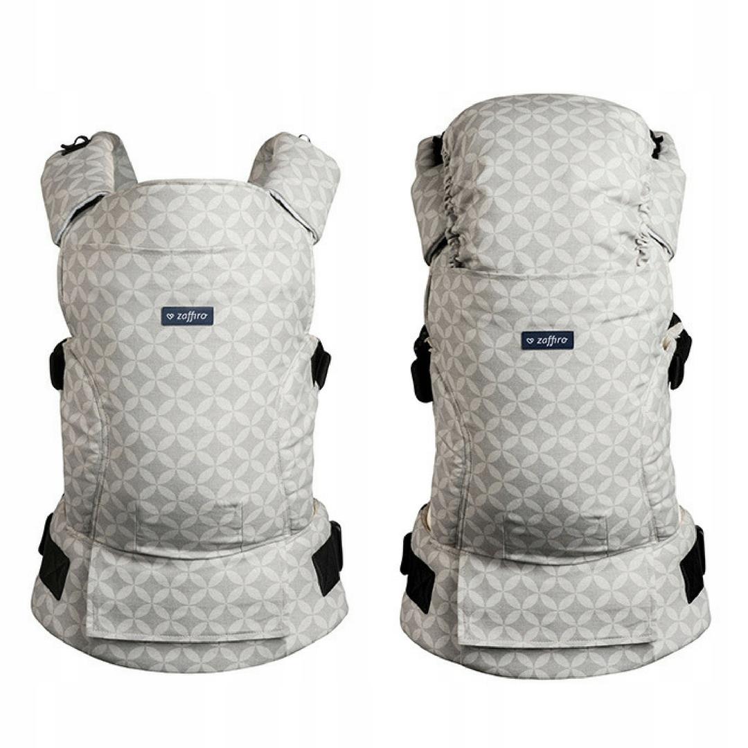 Detský nosič Zaffiro Embrace pre deti + kapucňa + vankúšiky