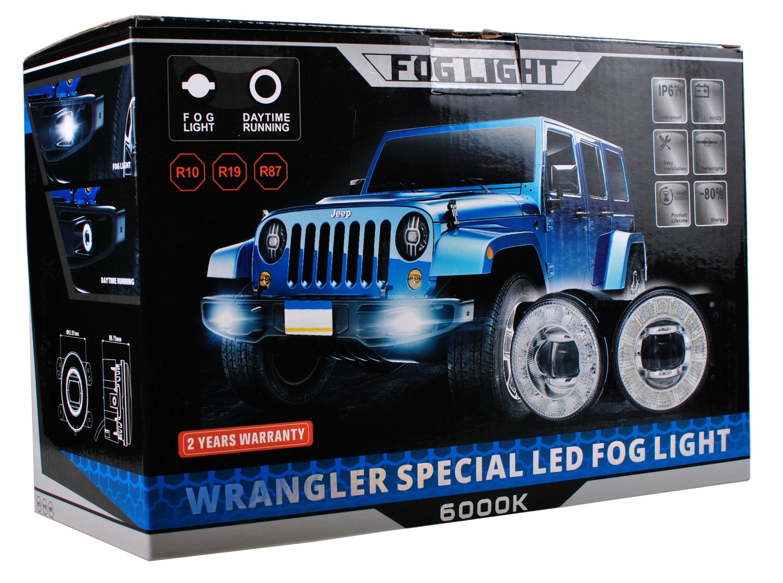 галоген led+światła свет drl dodge путешествие