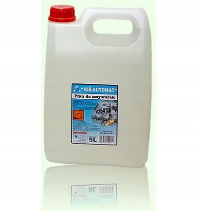 Тедди Медведь Dishwasher жидкости 5l отбеливание антибактериальные