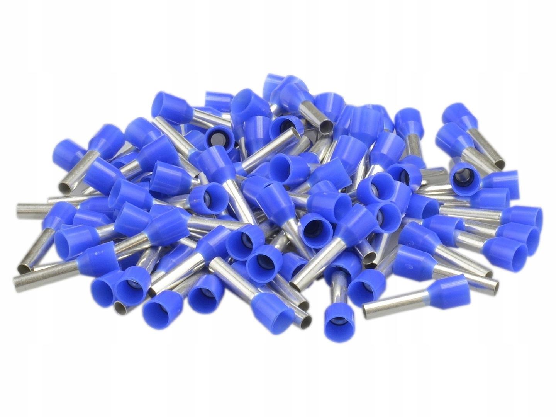Tulejka izolowana kablowa tulejki HI TE 2,5 - 12mm