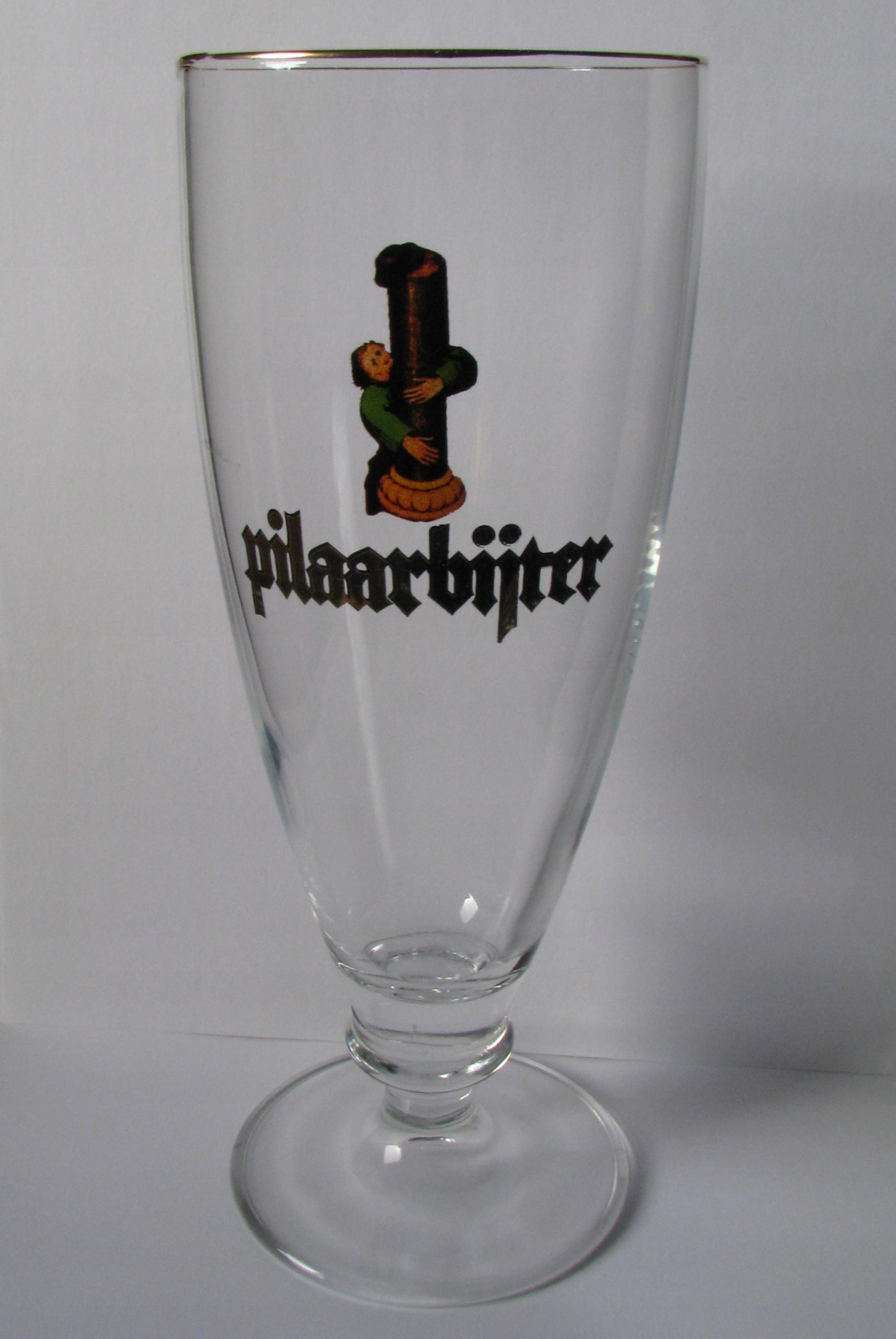 Pilaarbijter - pokal 0,4L (Belgia)