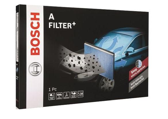 bosch фильтр кабины toyota corolla e15 antysmog