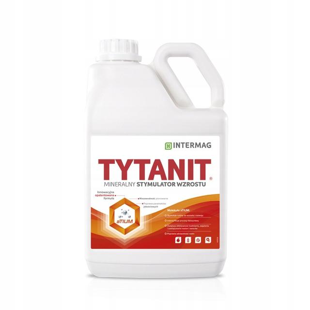 TYTANIT 5л стимулятор роста na25ha INTERMAG 2020