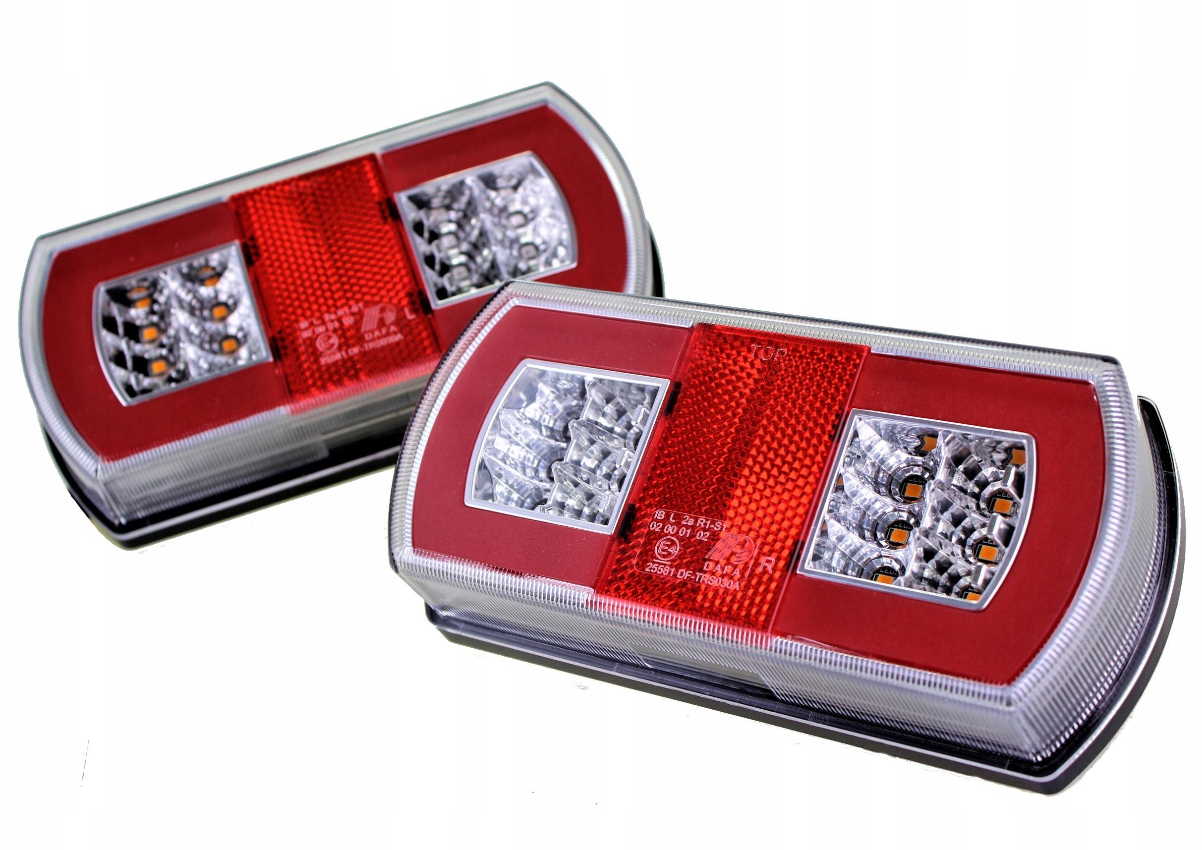 лампа led фонарь мост слева i права 1224v hom