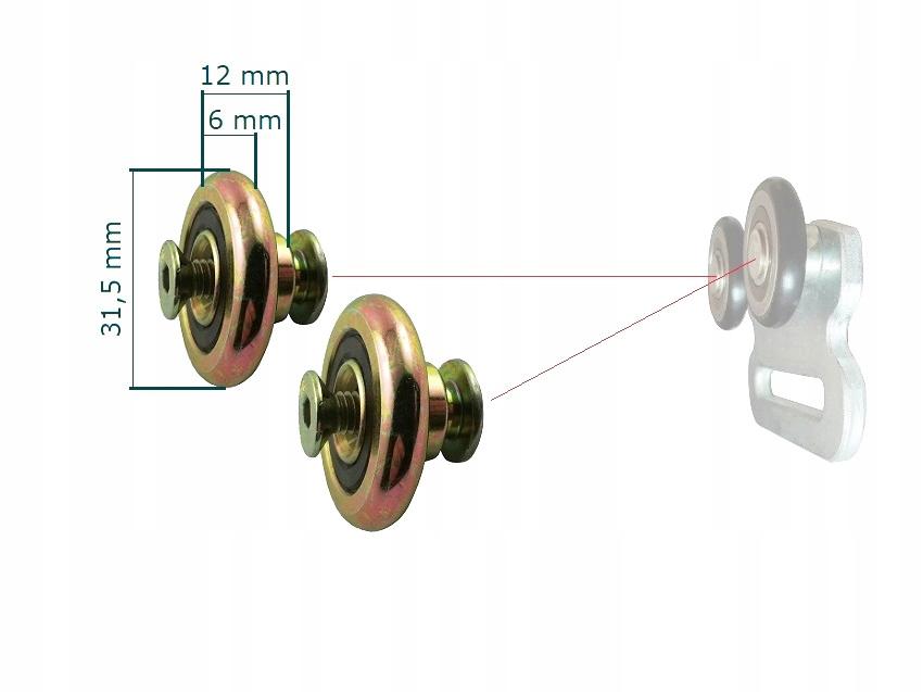 ролики сменные к коляски брезент рулон полуприцепы 2